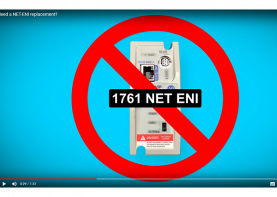 W20 2018 – NET-ENI replacement video