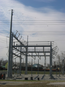 Clintion Wireless Substation