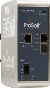 PLX82-EIP-PNC Product Photo - EtherNet/IP to PROFINET controller gateway module